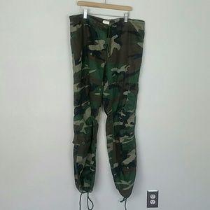 🍄Rothco men's cotton cargo military utility pants